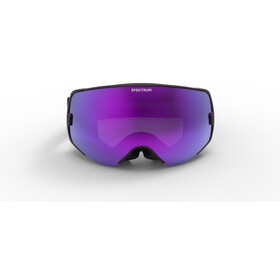 Spektrum Skutan Goggles prune/brown revo mirror blue